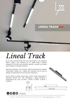 New LINEAL TRACK